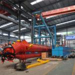 Dredging Equipment - Julong Dredger | Amanzi Savers
