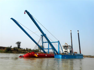 Dam dredging to restore the storage capacity of our dams | Amanzi Savers